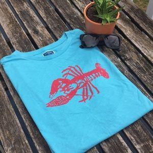JCrew lobster T-Shirt
